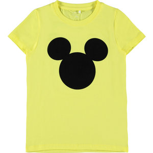 NAME IT meisjes t-shirt limelight disney