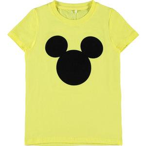NAME IT Name It meisjes t-shirt limelight disney