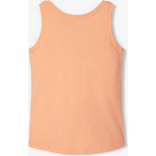 NAME IT Name It meisjes hemd cantaloupe