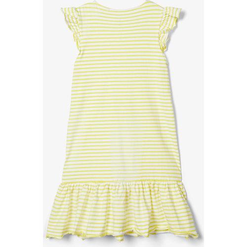NAME IT Name It meisjes jurk limelight