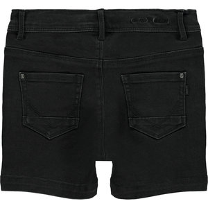 NAME IT Name It meisjes korte broek black denim