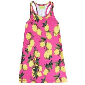 CLAESEN'S meisjes jurk lemon