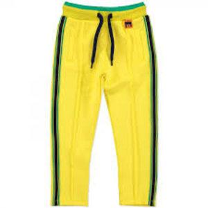FUNKY XS jongens trainingsbroek bright yellow