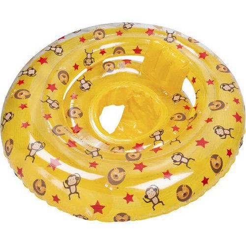 SWIM ESSENTIALS Swim essentials jongens zwemzitje geel circus