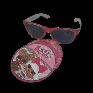 NAME IT meisjes zonnebril knockout pink L.O.L. dolls