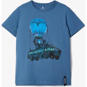 NAME IT jongens t-shirt stellar fortnite