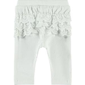 NAME IT meisjes legging bright white