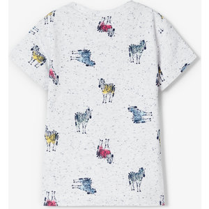 NAME IT Name it jongens 2-pack t-shirt calypso coral