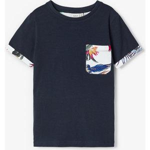 NAME IT jongens t-shirt dark sapphire