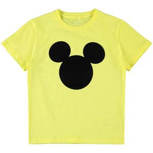 NAME IT meisjes t-shirt limelight disney
