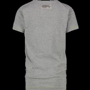 VINGINO VINGINO jongens t-shirt light grey melee halmo
