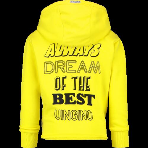 VINGINO VINGINO meisjes trui bright yellow norien