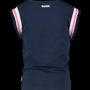 VINGINO VINGINO meisjes t-shirt dark blue hulia