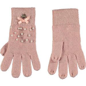 LE CHIC meisjes handschoenen french rose