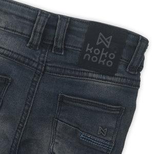 KOKO NOKO Koko Noko jongens broek black jeans freeborn
