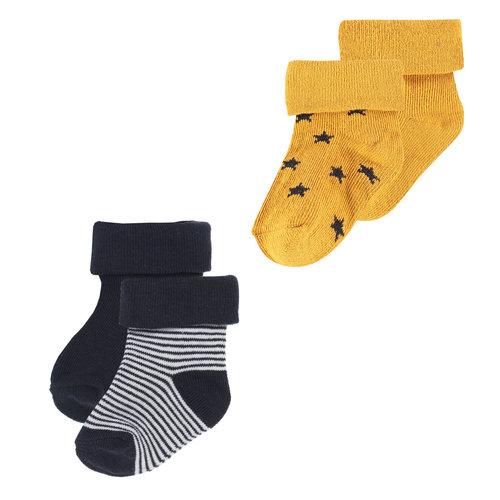 NOPPIES Noppies jongens 4-pack sokken assorti guzz