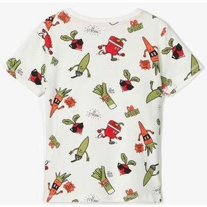 NAME IT Name It jongens t-shirt snow white