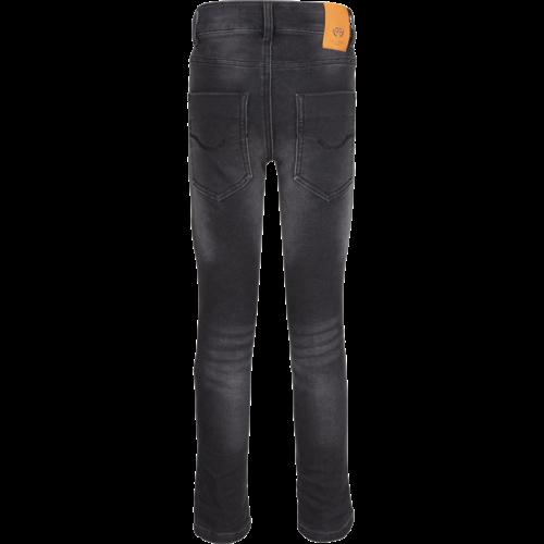 DUTCH DREAM DENIM Dutch Dream Denim jongens jogg jeans black bima