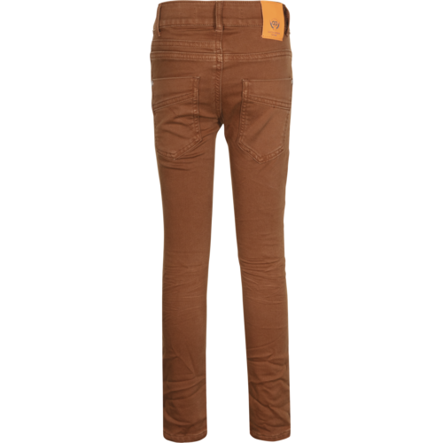 DUTCH DREAM DENIM Dutch Dream Denim jongens jogg jeans brown aina