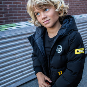 DUTCH DREAM DENIM Dutch Dream Denim jongens jas nyeusi