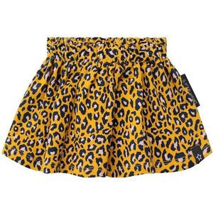 YOUR WISHES Your Wishes meisjes rok leopard ochre