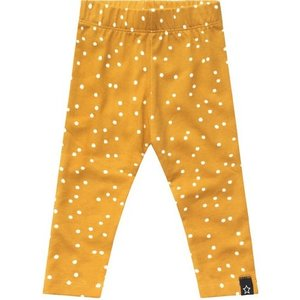 YOUR WISHES Your Wishes meisjes legging dotted ochre