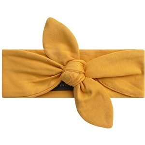 YOUR WISHES Your Wishes meisjes hoofdband solid ochre