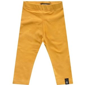 YOUR WISHES Your Wishes meisjes legging solid ochre