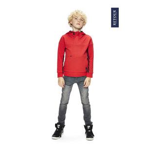RETOUR DENIM DE LUXE Retour Jeans jongens trui red chaz