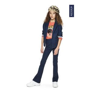 RETOUR DENIM DE LUXE Retour Jeans meisjes jas dazzling blue yvana