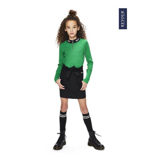 RETOUR DENIM DE LUXE Retour Jeans meisjes trui apple green mikkie