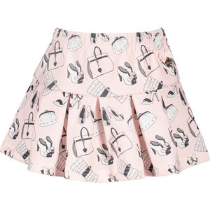 LE CHIC meisjes rok pretty in pink le chic boutique