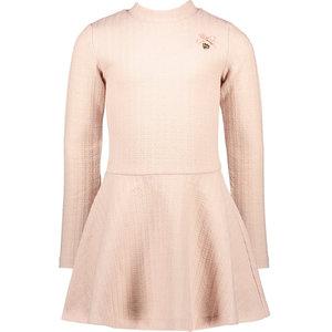 LE CHIC meisjes jurk french rose paris-look