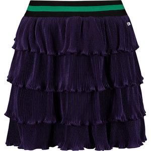 RETOUR DENIM DE LUXE meisjes rok violet indigo babiche