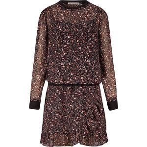 RETOUR DENIM DE LUXE meisjes jurk black amanda