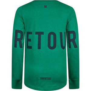 RETOUR DENIM DE LUXE Retour Jeans jongens longsleeve green cornelio
