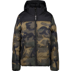 CARS JEANS Cars Jeans jongens jas camouflage scolo