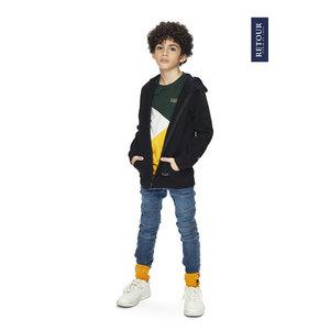 RETOUR DENIM DE LUXE Retour Jeans jongens vest black diego