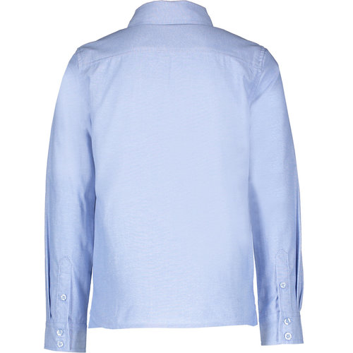 LE CHIC LE CHIC jongens blouse periwinkle blue