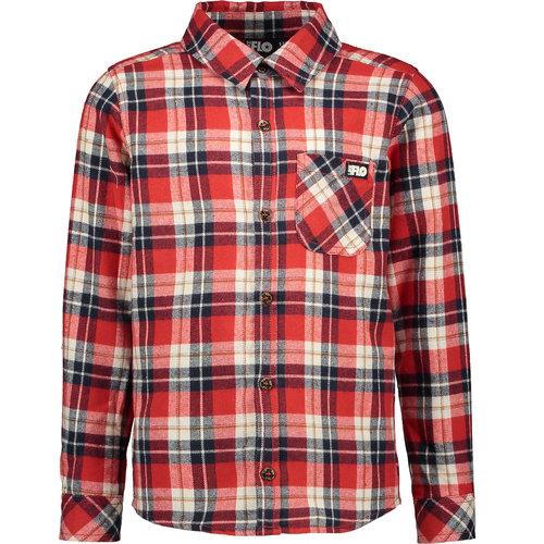LIKE FLO LIKE FLO jongens blouse check