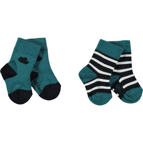 BAMPIDANO Bampidano jongens sokken navy
