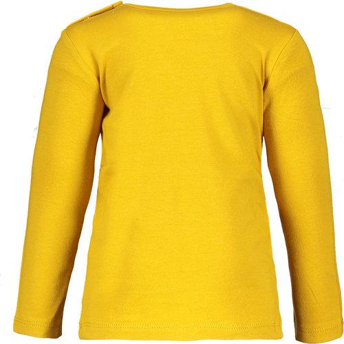 BAMPIDANO Bampidano jongens longsleeve ocre yellow
