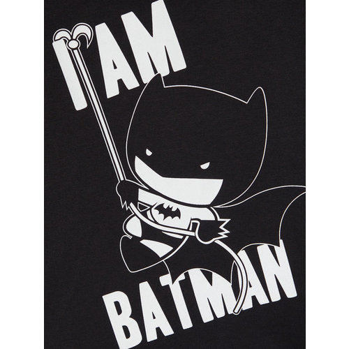NAME IT name it jongens longsleeve black batman