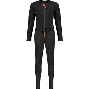 NOBELL meisjes jumpsuit jet black suity