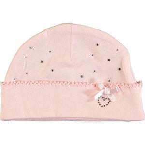 LE CHIC meisjes muts pretty in pink