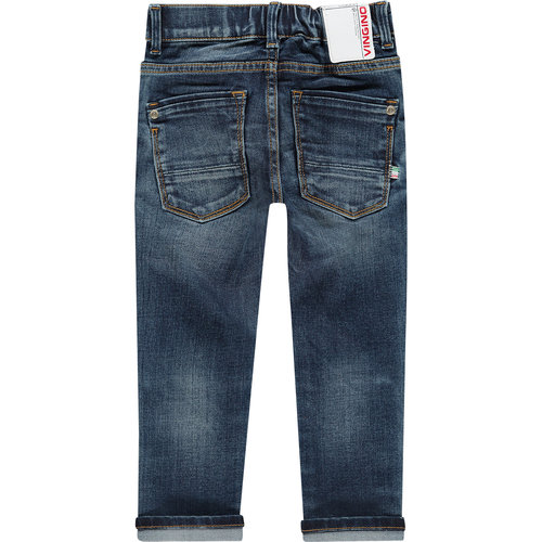 VINGINO Vingino jongens broek blue vintage brad mini