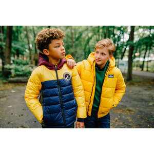 VINGINO Vingino jongens jas warm yellow tanju