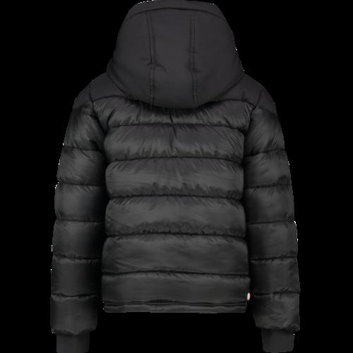 VINGINO Vingino jongens jas deep black tugra