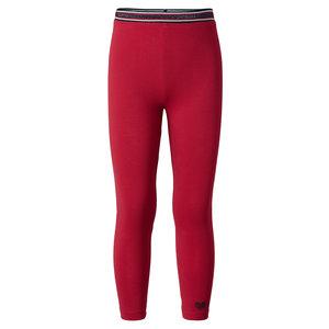 NOPPIES meisjes legging rococco red