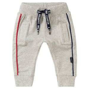 NOPPIES jongens broek ras105 l. grey mel.